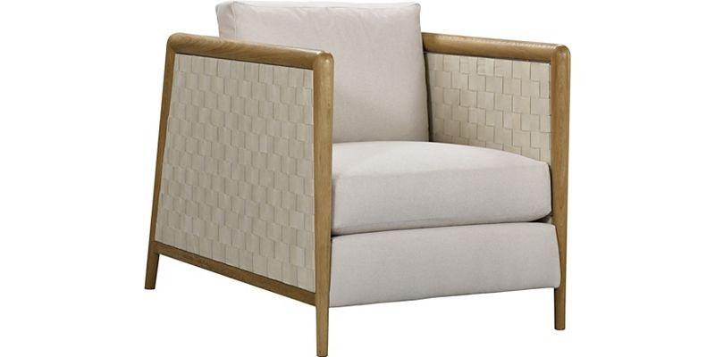 Drexel Furniture Weave Chair 555 755