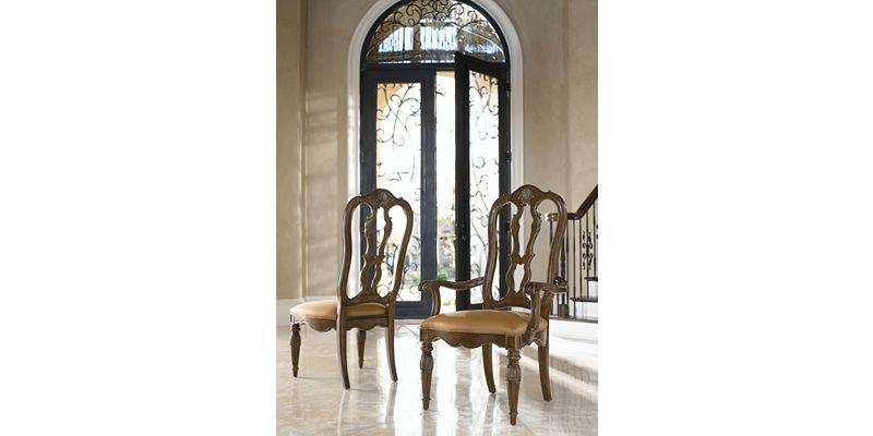 Drexel Furniture Rossi Arm Chair 875 720