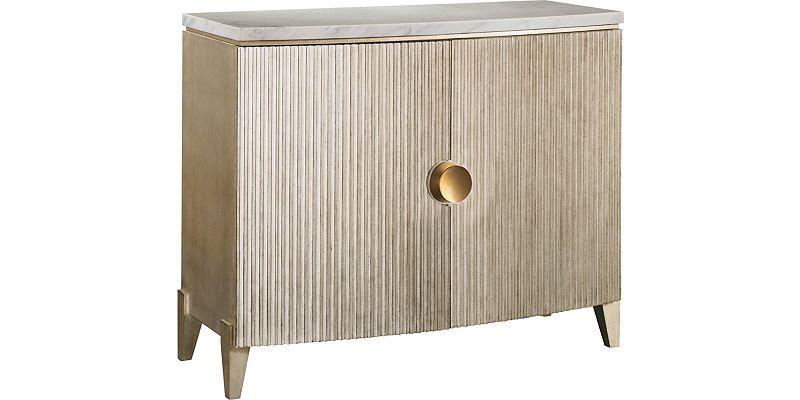 Genial Drexel Furniture Goldin Demilune Chest 930 220