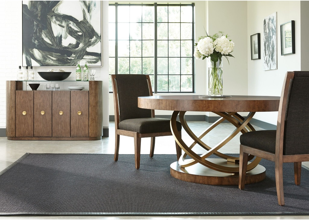 Drexel Furniture 930-620E Dining Room Serra Dining Table