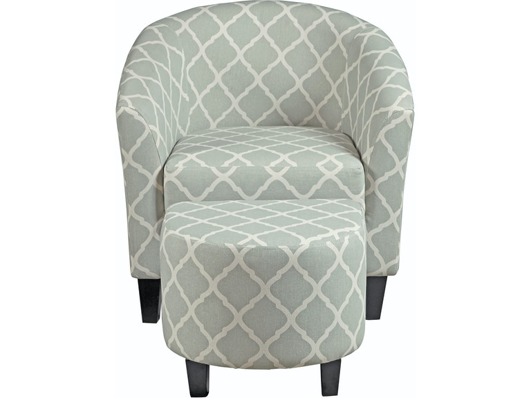 Super Pulaski Furniture Ds 2278 900 5 Living Room Grey Upholstered Machost Co Dining Chair Design Ideas Machostcouk