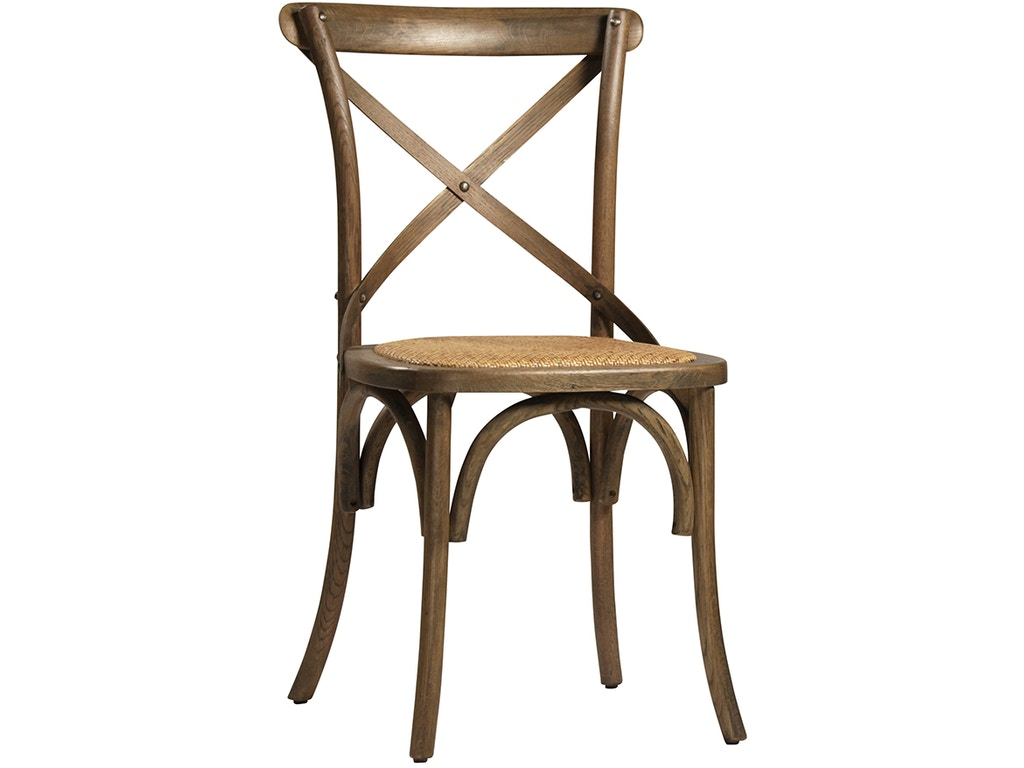 Dovetail furniture el23 dining room gaston dining chair for Dovetail furniture