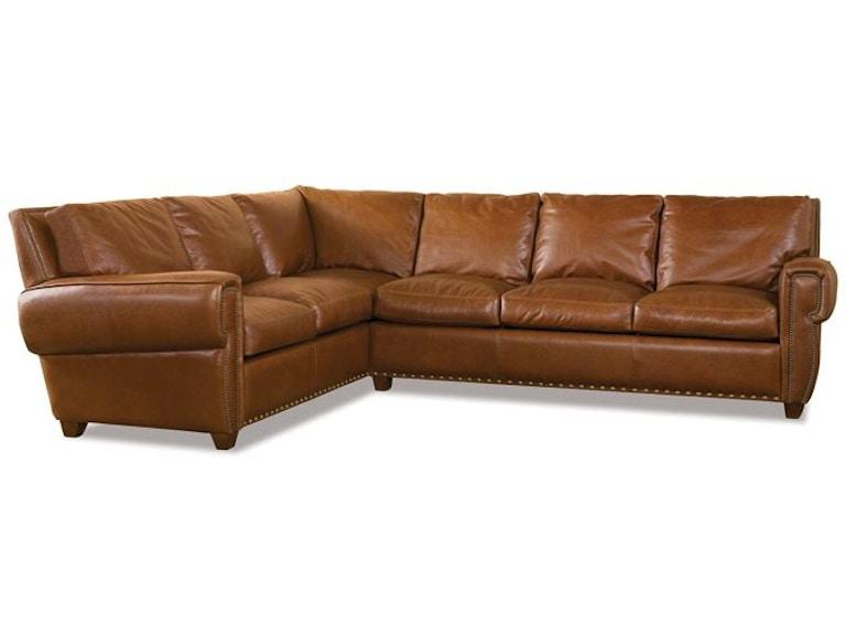Elite Leather Sectionals Denver Sectional