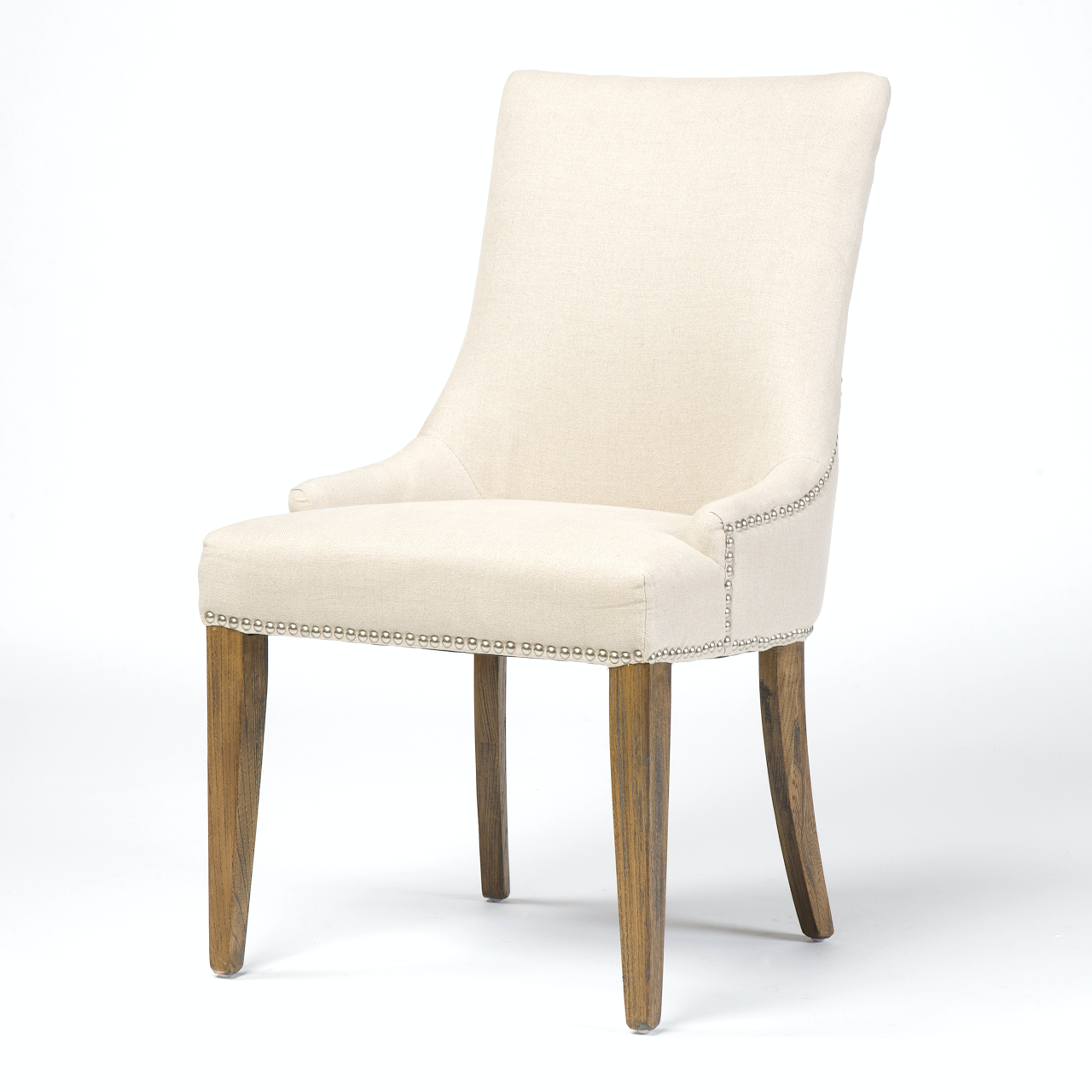 Four Hands Furniture Sadie Dining Chair-Linen CASH-06GP-05  sc 1 st  Goodu0027s Home Furnishings & Four Hands Furniture CASH-06GP-05 Dining Room Sadie Dining Chair-Linen