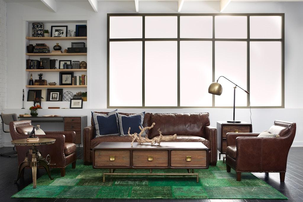 Four Hands Furniture Ccar 24 Living Room Larkin 72 Inch