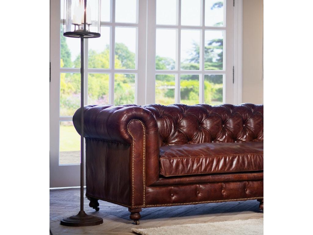 Four Hands Furniture Living Room Conrad 118 Sofa-Cigar CCAR-35