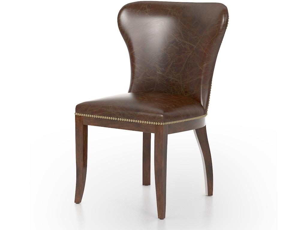 Four Hands Furniture Dining Room Richmond Dining Chair Biker Tan Ccar M2 Bkt Goods Home