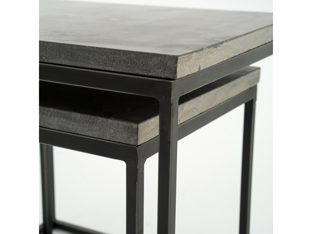 Four hands furniture living room harlow nesting end tables