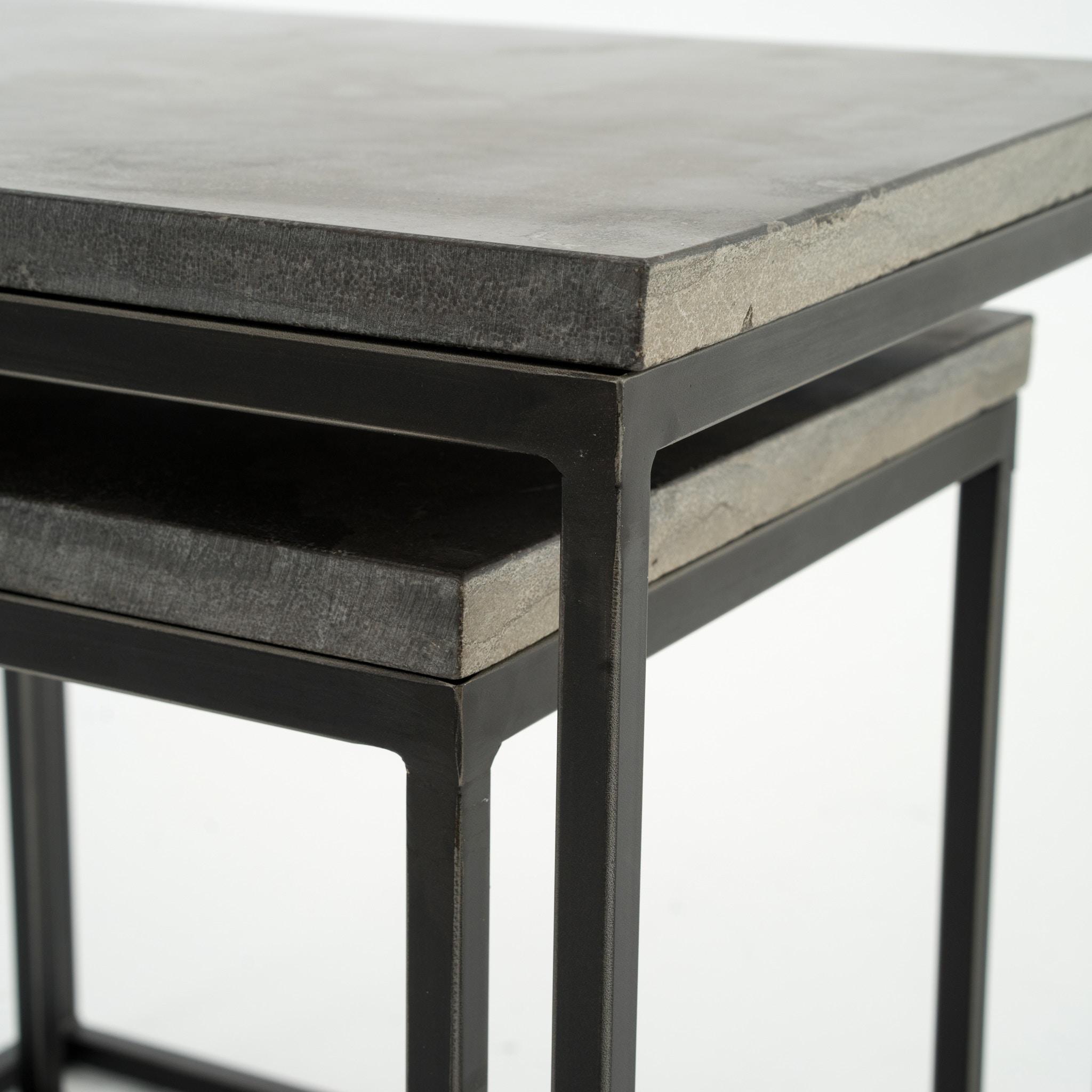 Four Hands Furniture Harlow Nesting End Tables CIMP 11L