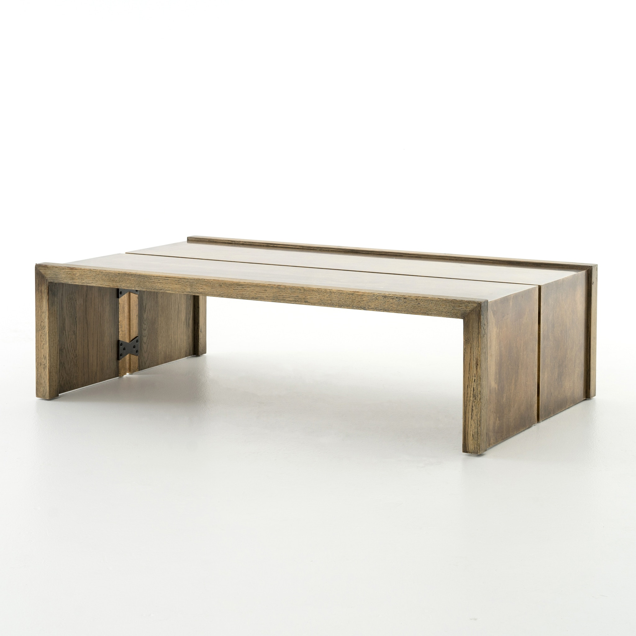 Four Hands Furniture CIMP 11P Living Room WEAVER COFFEE TABLE
