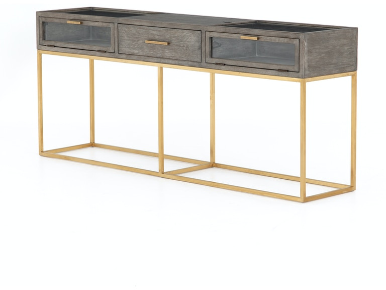 Four Hands Furniture Cimp 264 Living Room Andreas Console Table