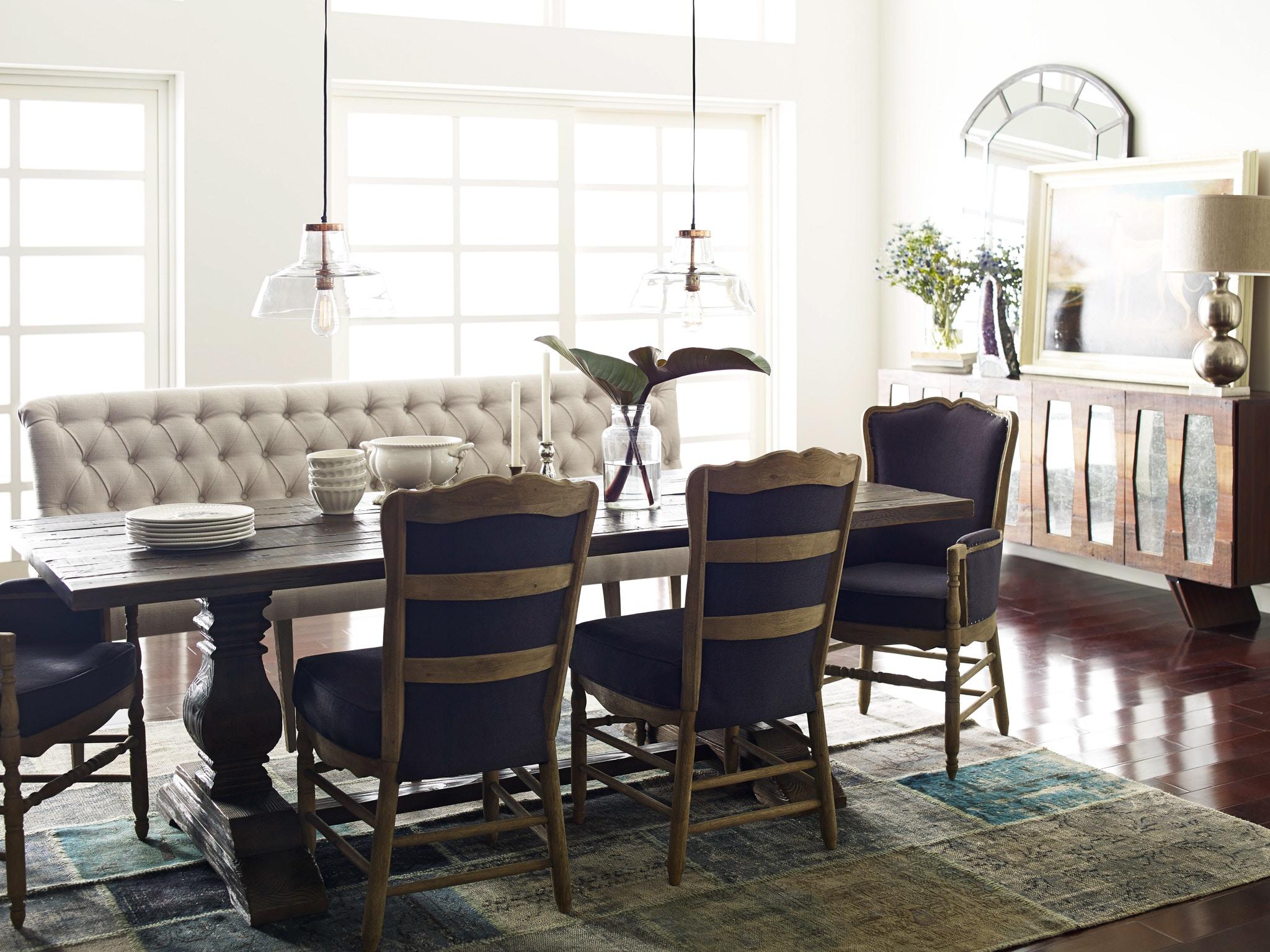 Four Hands Furniture Banquette Light Sand CSD 0042