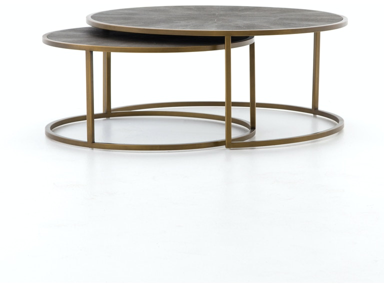 Four Hands Furniture Bentley Reen Nesting Coffee Table Vben 018
