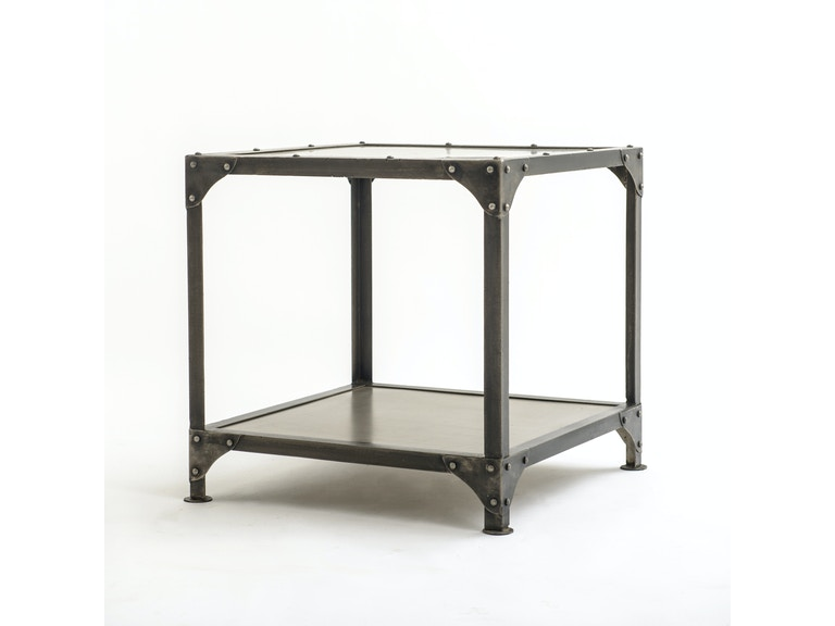Four Hands Furniture IELE-24-NKLANT Living Room Element End Table