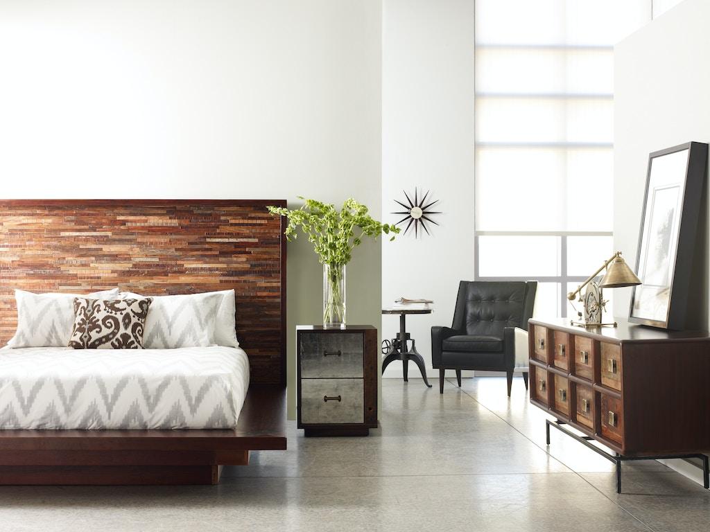 Four Hands Furniture IELE-E22 Living Room Crank 22 End Table