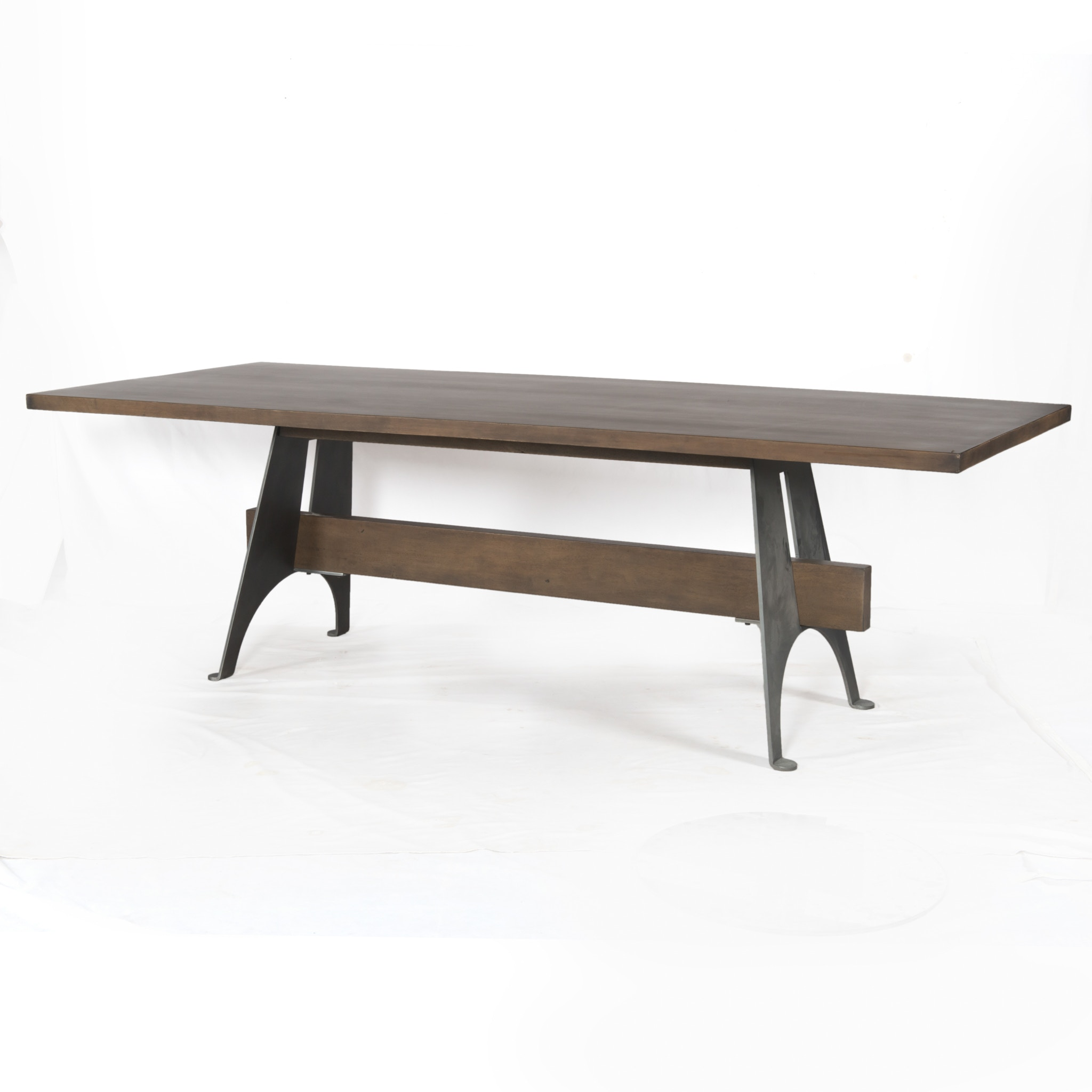 Four Hands Furniture ISD 0165 Dining Room MANGO WOOD METAL DINING