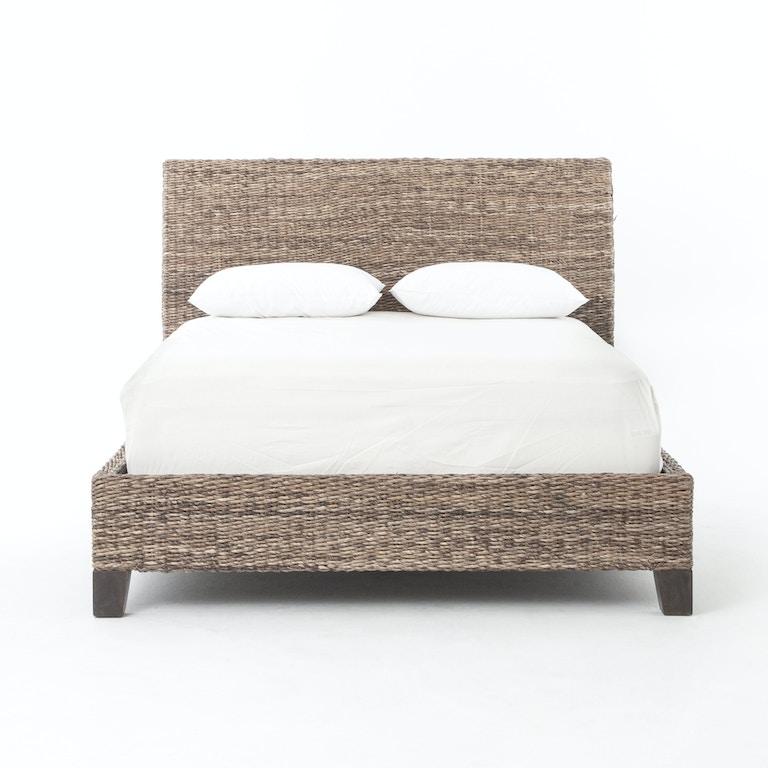 Four Hands Furniture JLAN-50K-GRY Bedroom Lanai Banana Leaf ...