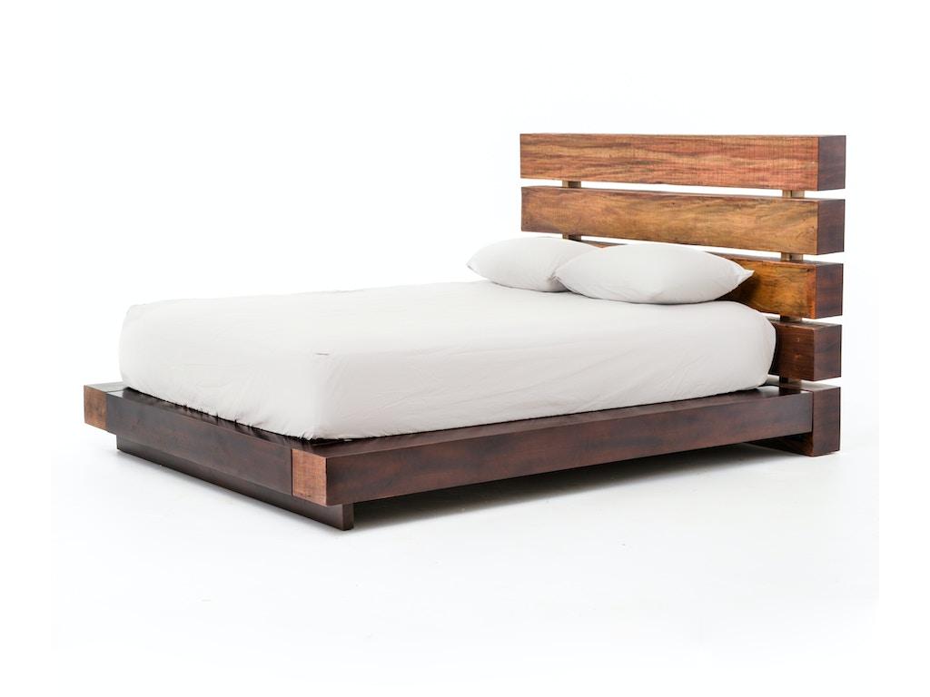 Four Hands Furniture Bedroom Iggy King Bed Vbna Bd626k