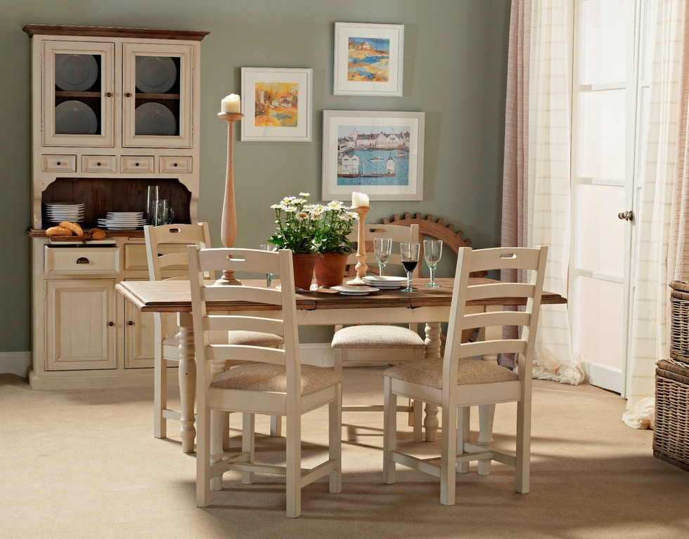 Four Hands Furniture Cornwall Extension Dining Table 55 71 VCCD 25