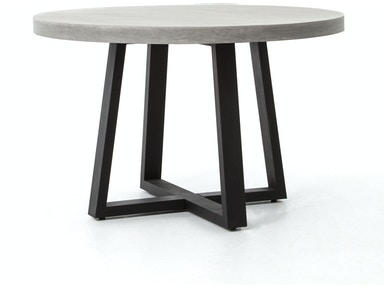 Four Hands Furniture Cyrus 48 Round Dining Table Vcns F006a
