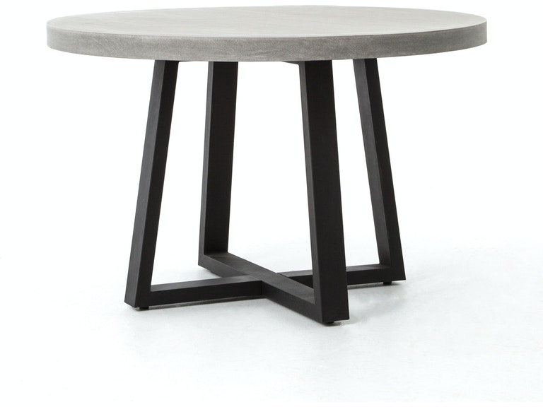 Four Hands Furniture Vcns F006a Dining Room Cyrus 48 Round Dining Table