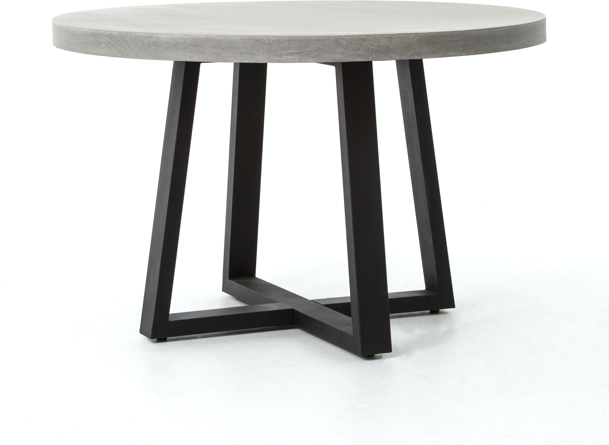 Four Hands Furniture VCNS F006A Dining Room CYRUS 48 ROUND DINING