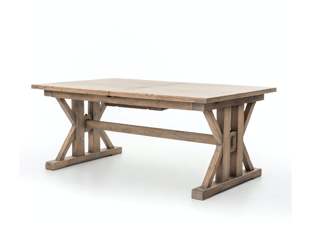 Tables by four hands furniture four hands furniture tuscan spring ext dining tbl 72 96 sun vtud 05 geotapseo Gallery
