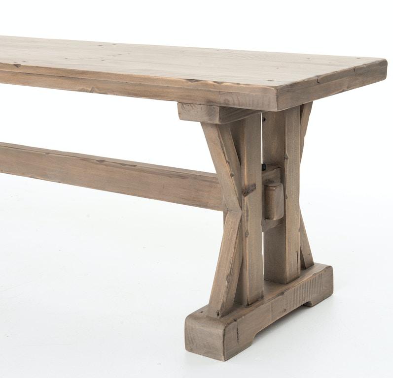 Four Hands Furniture VTUD Dining Room Tuscan Spring Dining - Tuscan spring dining table