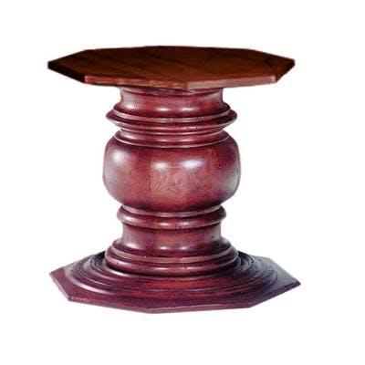 Picture of: Fremarc Designs 55800 Dining Room Pedestal Base Only