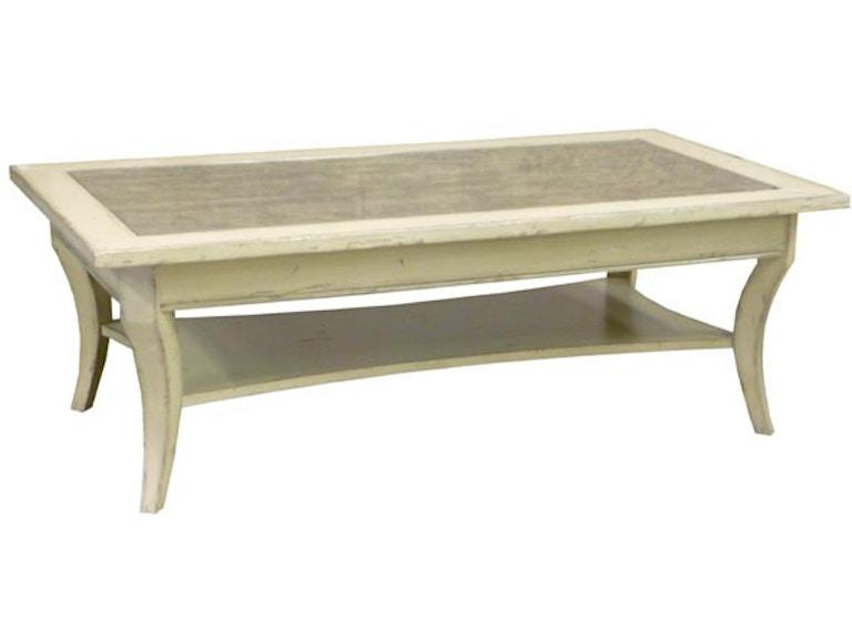 Fremarc Designs 93054 Living Room Veranda Cocktail Table With