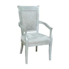 Fremarc Designs Veranda Arm Chair With Custom Finish