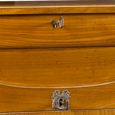 French Heritage Furniture La Count Tall Secretary Desk A 2345 403 Achg