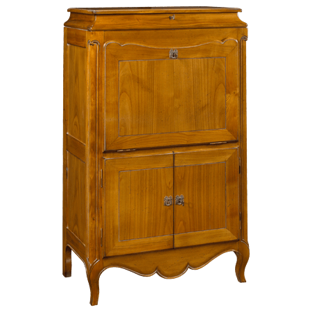 Superieur French Heritage Furniture La Count Tall Secretary Desk A 2345 403 Achg