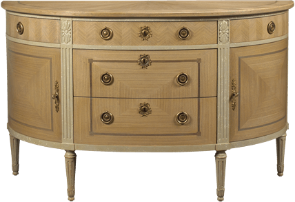 French Heritage Furniture Dining Room Nicholas Sideboard M