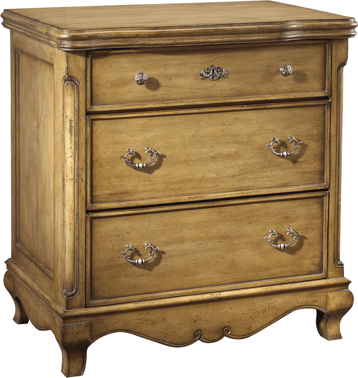 French Heritage Furniture Bedroom Luberon Night Stand M