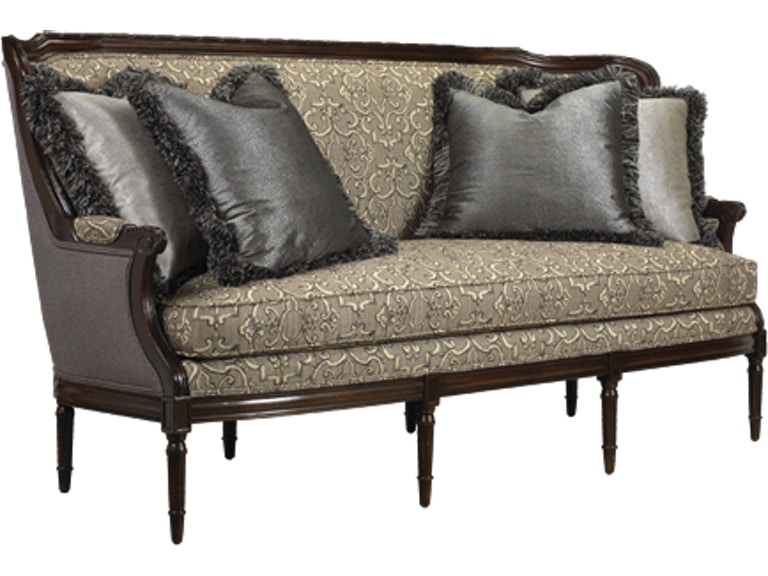 French Heritage Furniture Auteuil Sofa U 3070 0482 Ros Por