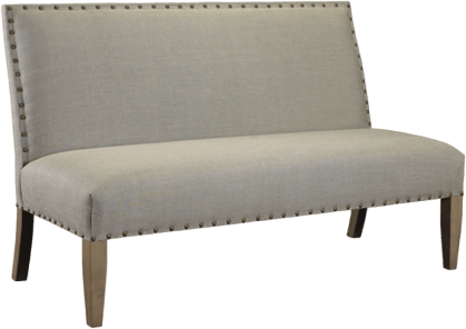 French Heritage Furniture U Rg 4061 0360 Stor Bedroom Finley Sofa Bench