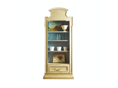 Habersham Furniture Florence Bookcase 01-2350