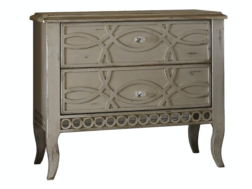 Habersham furniture 03 1775 bedroom annas chest for Habersham cabinets cost