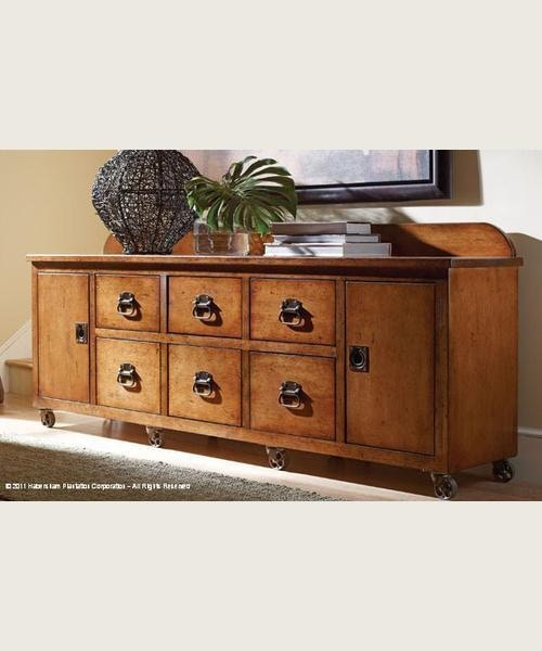 habersham furniture prairie sideboard