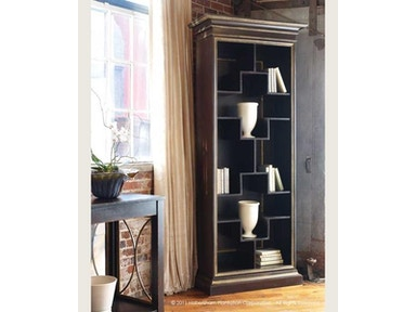 Habersham Furniture Loft Bookcase 03-2755