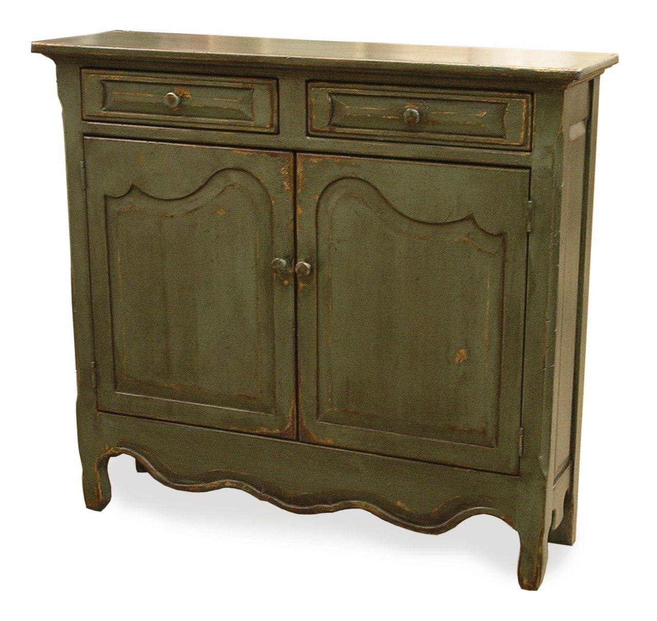 Habersham Furniture French Cottage Hall Chest 17 5132