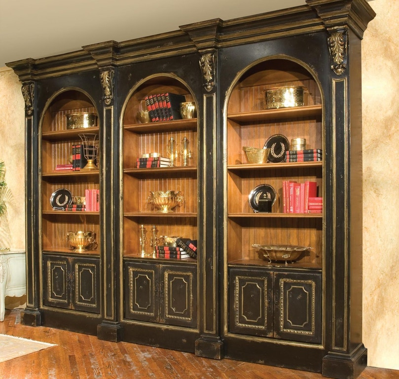Habersham furniture 27 5625 home office toujours bookcase for Habersham cabinets cost