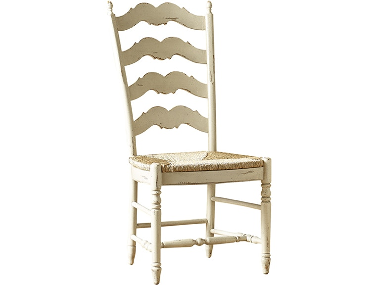 habersham furniture 43 6557 dining room ladderback side chair with