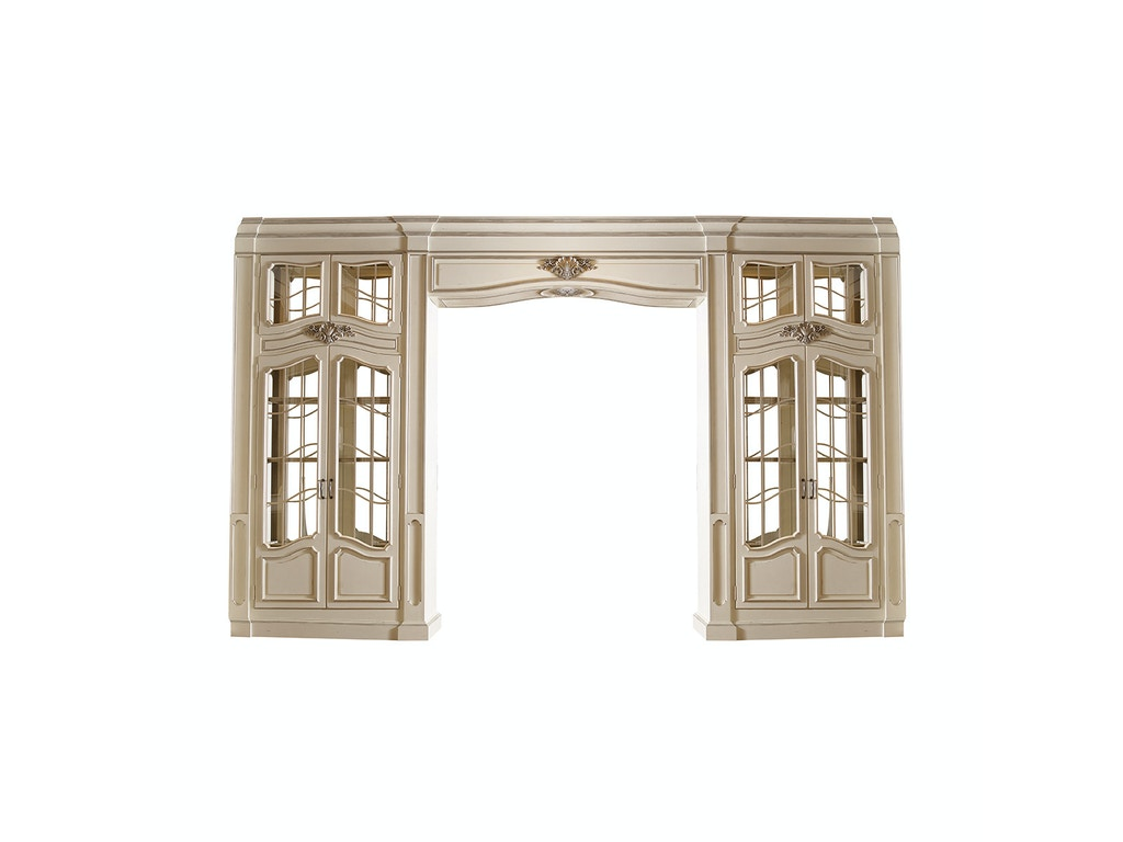 Habersham furniture 64 7505 dining room biltmore grand for Habersham cabinets cost