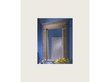 Habersham furniture kb cm140 accessories classical mirror for Habersham cabinets cost