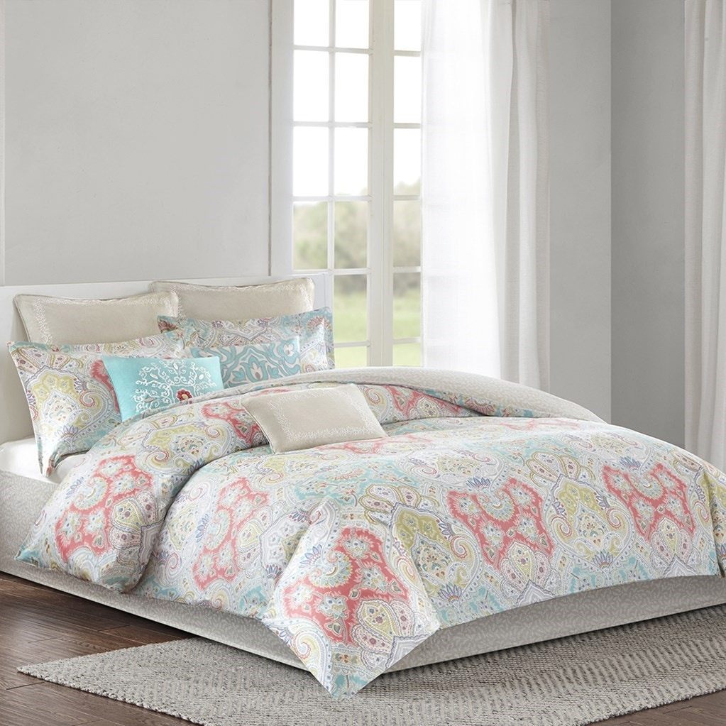 hampton hill bedding bedroom cyprus comforter set eo10-1852
