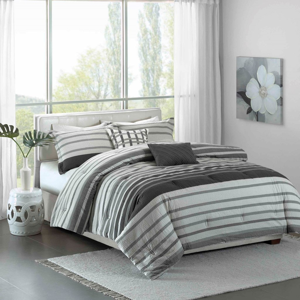 hampton hill bedding mpp10-059 bedroom neruda 5 piece cotton