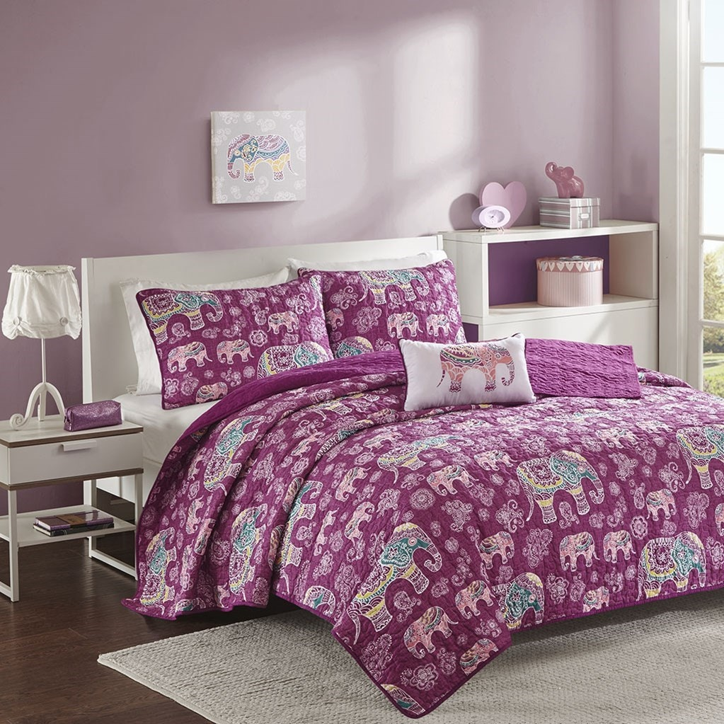 hampton hill bedding bedroom elly coverlet set mz80-469