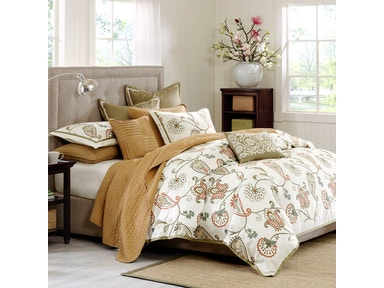 Hampton Hill Bedding Drayton Comforter Set - Queen FB10-1025